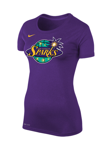 Los Angeles Sparks Women's Wordmark  Legend T-Shirt