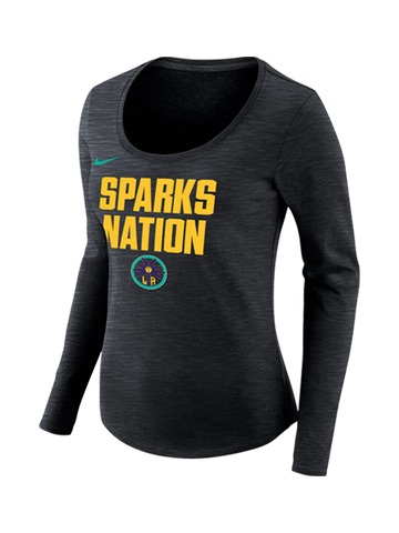 Los Angeles Sparks Women's Nation Dry-Slub Long Sleeve T-shirt