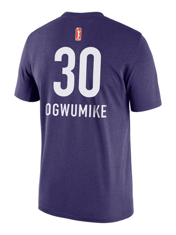 Los Angeles Sparks Ogwumike Primary Logo Player T-Shirt