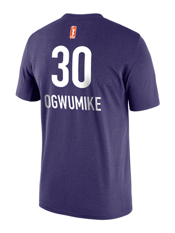 Los Angeles Sparks Nneka Ogwumike Primary Logo Player T-Shirt