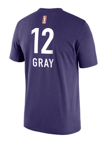 Los Angeles Sparks Chelsea Gray Primary Logo Player T-shirt