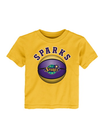 Los Angeles Sparks Toddler Bold View T-Shirt