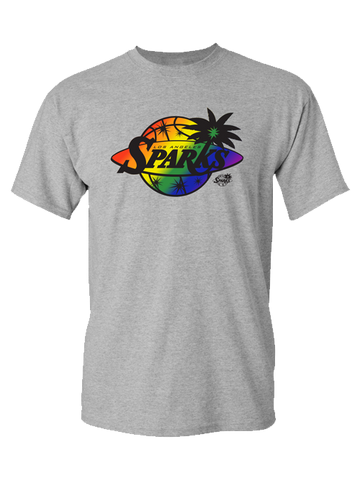 Los Angeles Sparks 2019 Pride T-Shirt