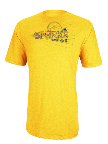 Los Angeles Sparks Thrill Ride T-Shirt