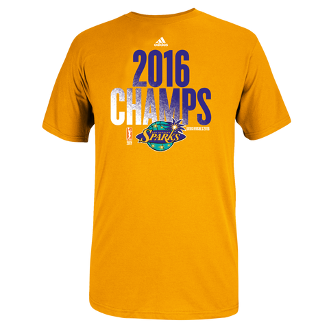Los Angeles Sparks WNBA Champions T-Shirt