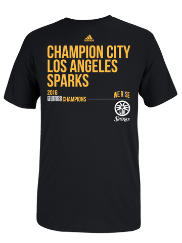 Los Angeles Sparks Champion City T-shirt