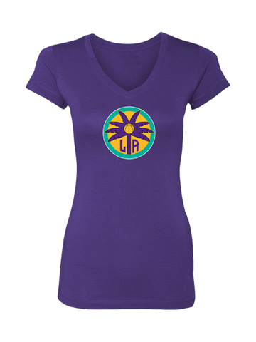 Los Angeles Sparks Women's Secondary Logo T-Shirt