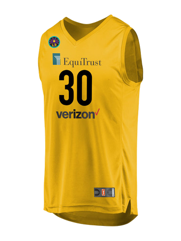 Los Angeles Sparks Nneka Ogwumike Home Replica Jersey