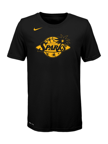 Los Angeles Sparks Nike Primary Logo Youth T-shirt
