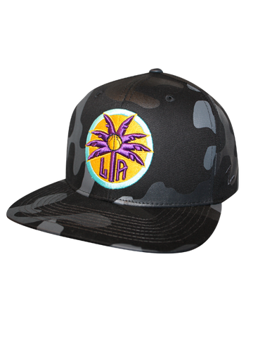 Los Angeles Sparks Secondary Militia Camp Cap