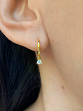 Load image into Gallery viewer, Hailey Drops Gold | Gold Plated 925 Sterling Silver