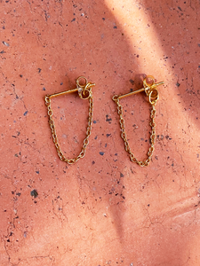 Lucy Gold | Gold Plated 925 Sterling Silver