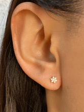 Load image into Gallery viewer, Melodie Studs Gold | Gold Plated 925 Sterling Silver