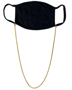 Mask Chain Gold