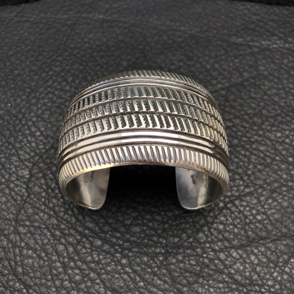 """Modified Radial"" Cuff Bracelet"