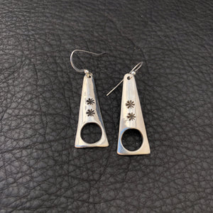 Stamped Earrings