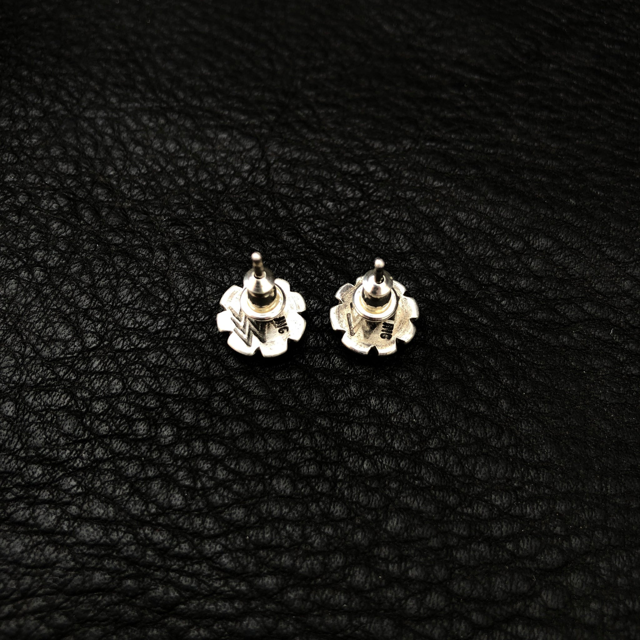 """Full Bloom"" Stud Earrings"