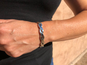 Helix Wire Bangle