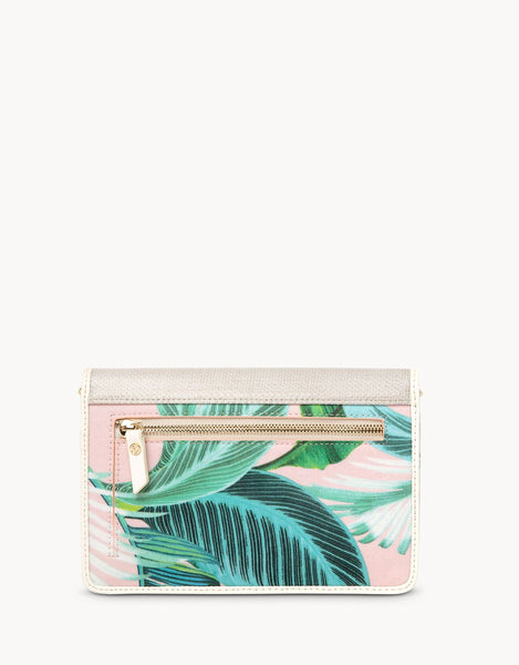 Retreat Hamilton Crossbody Cabana Leaf