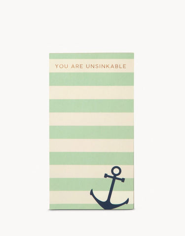 Unsinkable List Pad