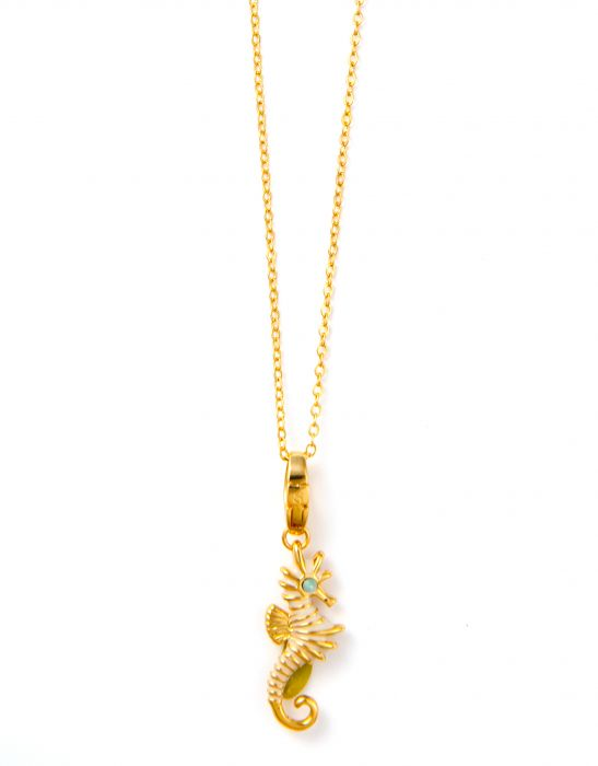Simply Charming Gold Chain Necklace 18""