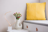 Cushion Serra Yellow