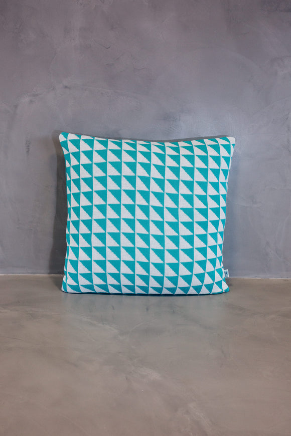 Cushion Cover Azulejo Coimbra Light Blue