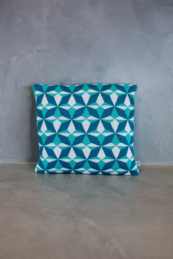 Cushion Azulejo Lisboa Blue