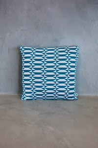 Cushion Cover Azulejo Porto Blue