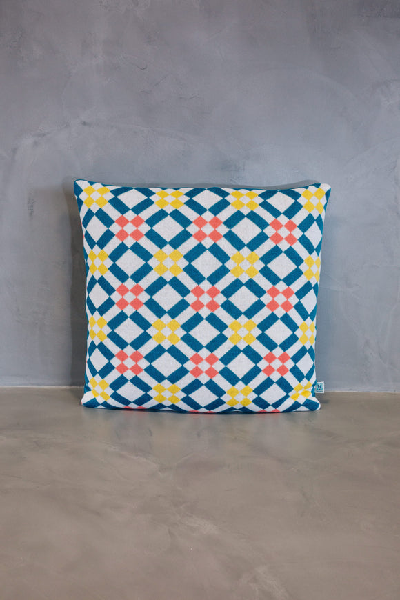 Cushion Cover Azulejo Braga