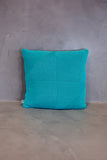 Cushion Serra Blue