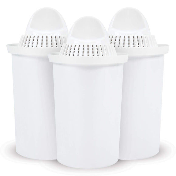 BIO CERA Alkaline Antioxidant Jug Filter Cartridges (3 Pack/Set)