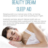 Natural Sleep Aid Beauty Dream Sleep Aid is a Non Habit Forming Sleep Formula with Melatonin and Valerian Root, Sleep Amazing and Wake up Refresh, Obtain A Natural Sleep, Made In USA