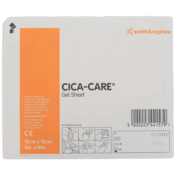 Cica-Care Silicone Gel Adhesive Sheet (5