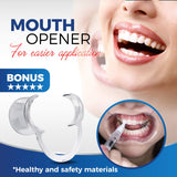MBM Teeth Whitening Pen (3 Pcs,4 Ml/Pc), More Than 20 Uses, Effective, Painless, No Sensitivity, Travel Friendly, Easy to Use, Beautiful White Smile,Effective Tooth Whitener,Natural Mint Flavor
