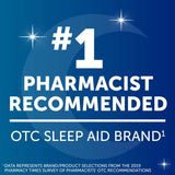 Unisom SleepGels, Nighttime Sleep-aid, Diphenhydramine HCI, 100 SoftGels