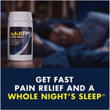 Advil PM Liqui-Gels (80 Count) Pain Reliever/Nighttime Sleep Aid Liquid Filled Capsules, 200mg Ibuprofen, 25mg Diphenhydramine