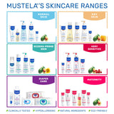 Mustela Bust Firming Serum, Pregnancy Skin Care, with Natural Avocado Peptides, 2.53 Ounce