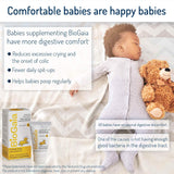BioGaia Protectis Probiotics Drops with Vitamin D for Baby, Infants, Newborn and Kids Colic, Spit-Up, Constipation and Digestive Comfort, 10 ML, 0.34 oz, 1 Pack