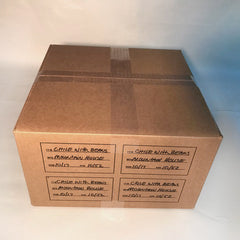 Large food storage carton