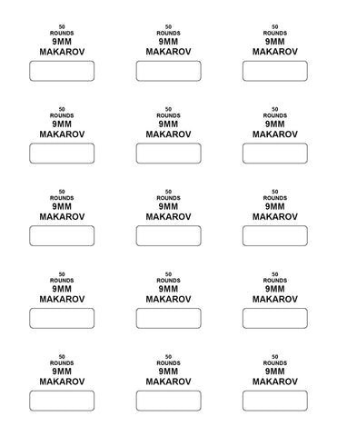 Labels: 9MM Makarov