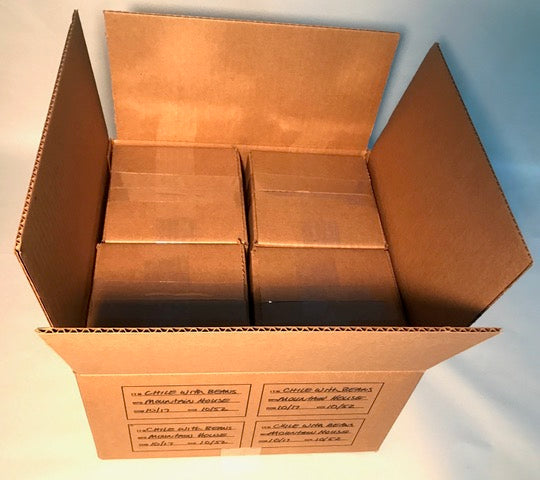 #10 Can Cartons Hold Four: Bundle of 10