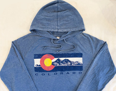 Long Sleeve Colorado T-Shirt Hoodie
