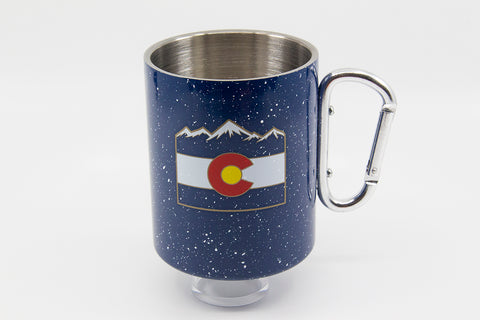 Colorado Stainless Steel Camp Mug