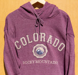 Classic Colorado Pullover Hoodie