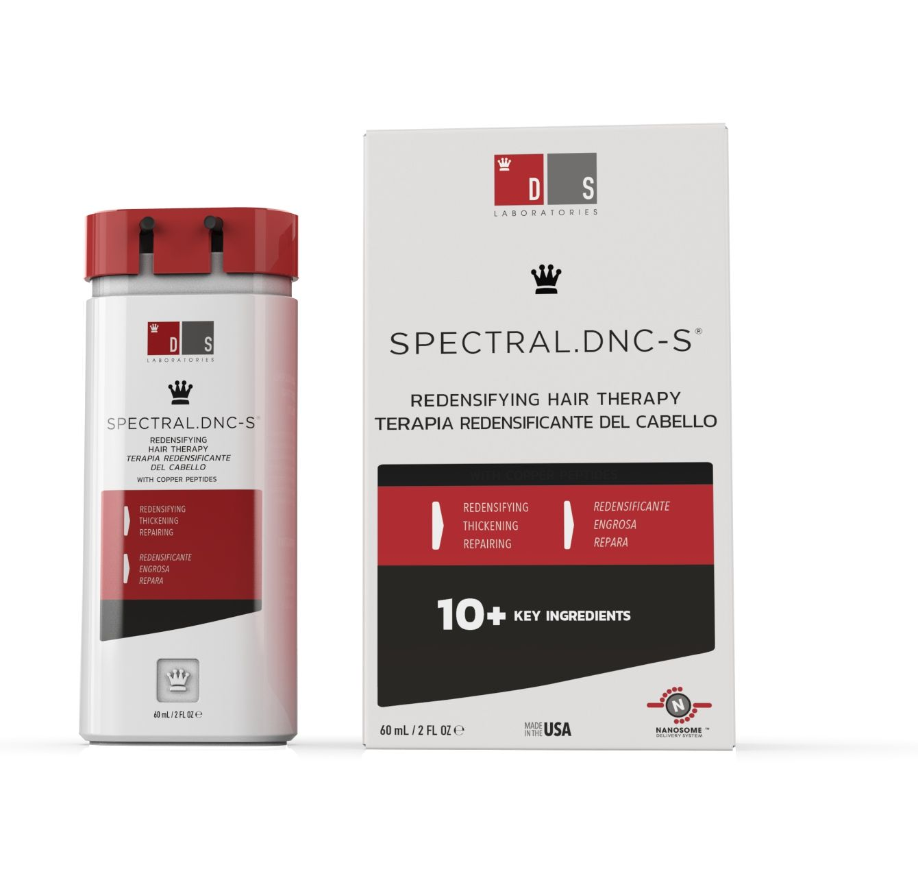 Spectral.DNC-S | Breakthrough Redensifying Hair Therapy