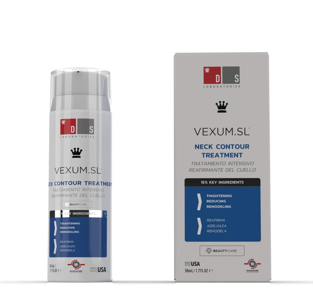 Vexum.SL | Intensive Neck Contour Treatment