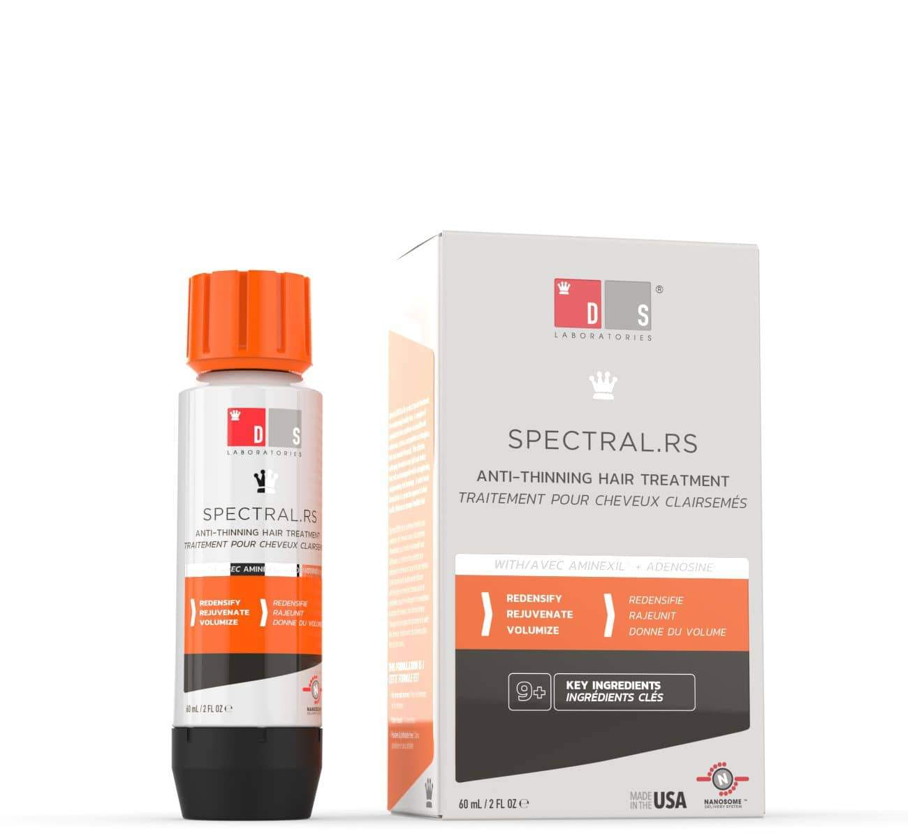 Spectral.RS | High-performance anti-thinning hair treatment