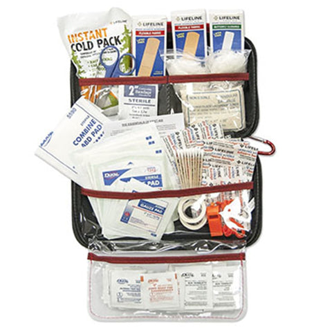 AAA 121 Piece First Aid Kit