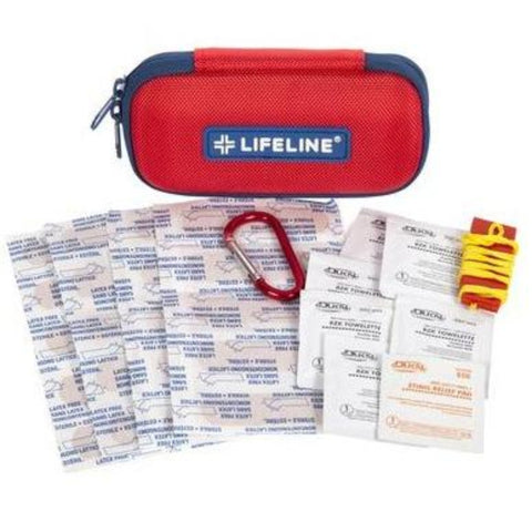 Small Hard-Shell Foam First Aid Kit